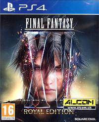 Final Fantasy 15 - Royal Edition (Playstation 4)