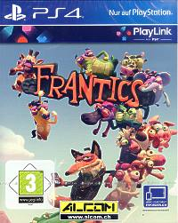 Frantics (Playstation 4)