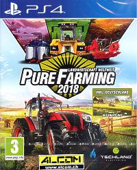 Pure Farming 2018 - Day One Edition (Playstation 4)
