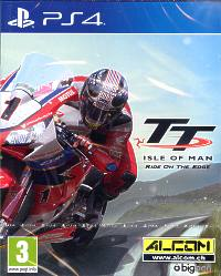 TT Isle of Man: Ride on the Edge (Playstation 4)