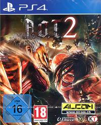 Attack on Titan 2 (Playstation 4)