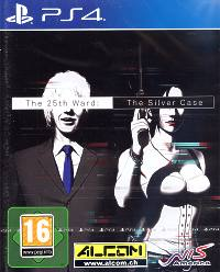 The 25th Ward: The Silver Case (Playstation 4)
