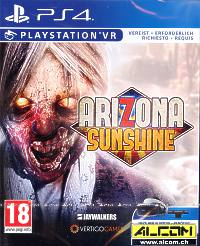 Arizona Sunshine (benötigt Playstation VR) (Playstation 4)