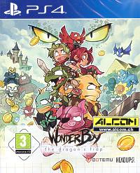Wonder Boy: The Dragons Trap (Playstation 4)