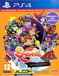 Shantae: Half Genie Hero Ultimate - D1 Edition (+ Artbook + Soundtrack CD) (Playstation 4)