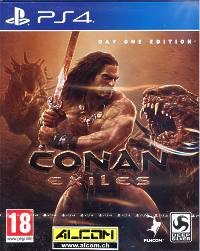 Conan Exiles - Day One Edition (Playstation 4)