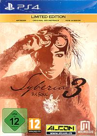 Syberia 3 - Limited Edition (Playstation 4)