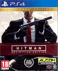Hitman - Definitive Edition - Steelbook Edition (Playstation 4)