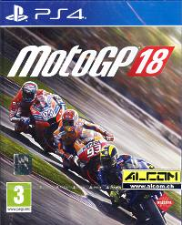 Moto GP 18 (Playstation 4)