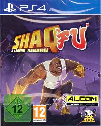 Shaq Fu: A Legend Reborn (Playstation 4)