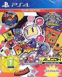 Super Bomberman R - Shiny Edition (Playstation 4)