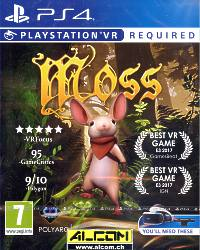 Moss (benötigt Playstation VR) (Playstation 4)