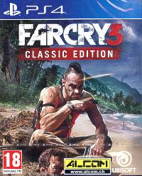 Far Cry 3 - Classic Edition (Playstation 4)