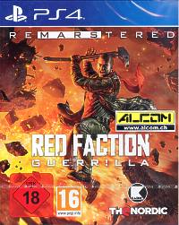 Red Faction: Guerrilla - Re-Mars-tered (Playstation 4)