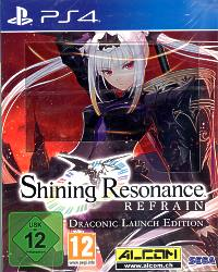 Shining Resonance Refrain - Dragonic Launch Edition (Playstation 4)