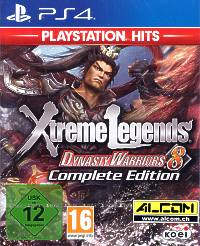 Dynasty Warriors 8: Xtreme Legends - Complete Edition (Playstation 4)