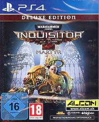 Warhammer 40000: Inquisitor Martyr - Deluxe Edition (Playstation 4)