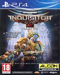 Warhammer 40000: Inquisitor Martyr (Playstation 4)