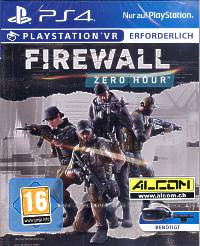 Firewall: Zero Hour (benötigt Playstation VR) (Playstation 4)