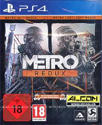 Metro - Redux Edition (Playstation 4)