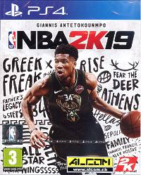 NBA 2K19 (Playstation 4)