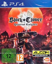 Black Clover: Quartet Knights (Playstation 4)