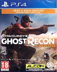 Ghost Recon: Wildlands - Year 2 Gold Edition (Playstation 4)
