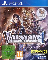 Valkyria Chronicles 4 - Launch Edition (Playstation 4)