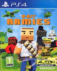 8-Bit Armies (Playstation 4)