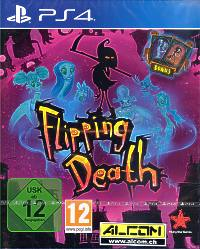 Flipping Death (Playstation 4)