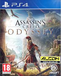 Assassins Creed: Odyssey (Playstation 4)