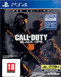 Call of Duty: Black Ops 4 - Pro Edition (Playstation 4)