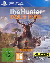 The Hunter: Call of the Wild - 2019 Edition (Playstation 4)