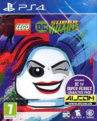 LEGO DC Super-Villains (Playstation 4)