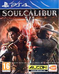 Soul Calibur 6 (Playstation 4)