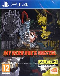 My Hero Ones Justice (Playstation 4)