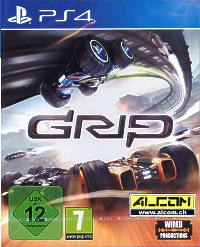 GRIP: Combat Racing (Playstation 4)