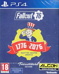 Fallout 76 - Tricentennial Edition (Playstation 4)