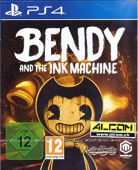 Bendy and the Ink Machine (Playstation 4)