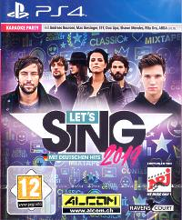Lets Sing 2019 (Playstation 4)