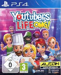 Youtubers Life OMG! (Playstation 4)