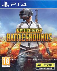 Playerunknowns Battlegrounds (Playstation 4)
