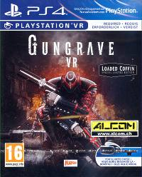 Gungrave: The Loaded Coffin Edition (benötigt Playstation VR) (Playstation 4)