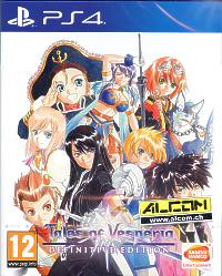 Tales of Vesperia: Definitive Edition (Playstation 4)