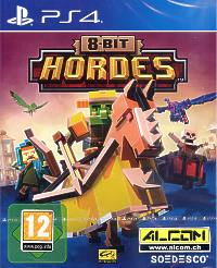 8-Bit Hordes (Playstation 4)