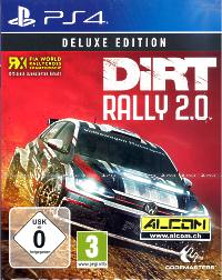 DIRT Rally 2.0 - Deluxe Edition (Playstation 4)