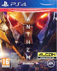 Anthem - Legion of Dawn Edition (Playstation 4)