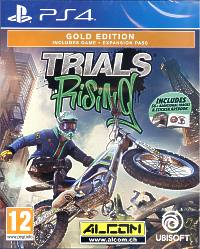 Trials Rising - Gold Edition (Playstation 4)