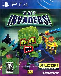 8-Bit Invaders! (Playstation 4)