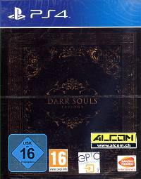 Dark Souls Trilogy (Playstation 4)